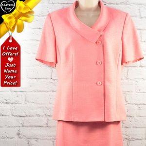 Jackie O Style Skirt Suit ~0d0!6p1d2
